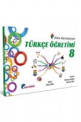 Özdil Akademi - Özdil Akademi Yayınları 8. Sınıf Zihin Haritalarıyla Türkçe Öğretimi