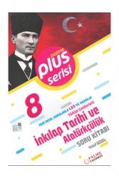 Palme Yayıncılık - Palme Yayınevi 8. Sınıf LGS Plus Serisi T.C. İnkılap Tarihi ve Atatürkçülük Soru Kitabı