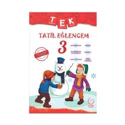 Palme Yayıncılık - Palme Yayınları 3. Sınıf Tek Tatil Eğlencem Seti