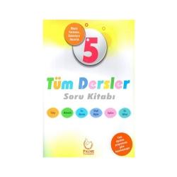 Palme Yayıncılık - Palme Yayınları 5. Sınıf Tüm Dersler Soru Kitabı