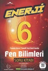 Palme Yayıncılık - Palme Yayınları 6. Sınıf Fen Bilimleri Enerji Soru Kitabı