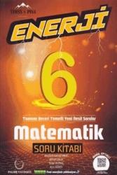 Palme Yayıncılık - Palme Yayınları 6. Sınıf Matematik Enerji Soru Kitabı