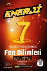 Palme Yayıncılık - Palme Yayınları 7. Sınıf Fen Bilimleri Enerji Soru Kitabı