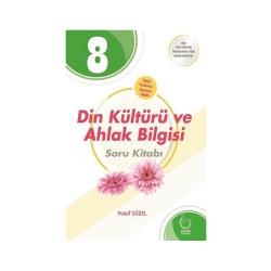 Palme Yayıncılık - Palme Yayınları 8. Sınıf Din Kültürü ve Ahlak Bilgisi Soru Kitabı