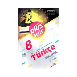 Palme Yayıncılık - Palme Yayınları 8. Sınıf LGS Türkçe Plus Serisi Soru Kitabı