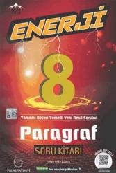 Palme Yayıncılık - Palme Yayınları 8. Sınıf Paragraf Enerji Soru Kitabı