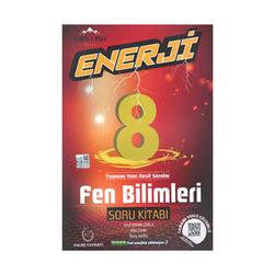 Palme Yayıncılık - Palme Yayınları 8. Sınıf Türkçe Enerji Çözümlü Soru Kitabı