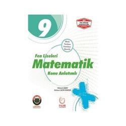 Palme Yayıncılık - Palme Yayınları 9. Sınıf Matematik Konu Anlatımlı