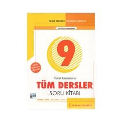 Palme Yayıncılık - Palme Yayınları 9. Sınıf Tüm Dersler Soru Bankası