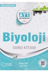 Palme Yayıncılık - Palme Yayınları AYT Biyoloji Tamamı Video Çözümlü Soru Kitabı