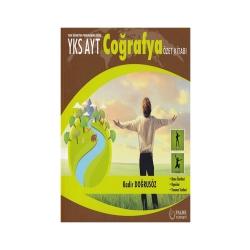 Palme Yayıncılık - Palme Yayınları AYT Coğrafya Özet Kitabı