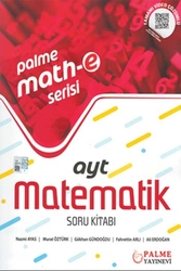 Palme Yayıncılık - Palme Yayınları AYT Matematik Soru Kitabı Math-e Serisi