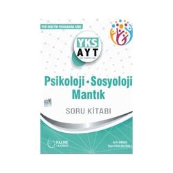 Palme Yayıncılık - Palme Yayınları AYT Psikoloji Sosyoloji Mantık Soru Kitabı
