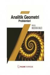 Palme Yayıncılık - Palme Yayınları Çözümlü Analitik Geometri Problemleri