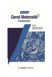 Palme Yayıncılık - Palme Yayınları Çözümlü Genel Matematik Problemleri 1