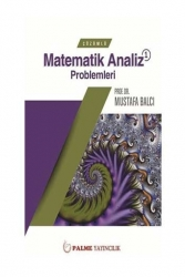 Palme Yayıncılık - Palme Yayınları Çözümlü Matematik Analiz Problemleri 1