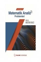 Palme Yayıncılık - Palme Yayınları Çözümlü Matematik Analiz Problemleri 2