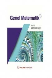 Palme Yayıncılık - Palme Yayınları Genel Matematik 1