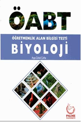 Palme Yayınları ÖABT Biyoloji Konu Anlatımlı