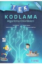 Palme Yayıncılık - Palme Yayınları Tek Kodlama Algoritma Etkinlikleri 7-9 Yaş