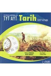 Palme Yayıncılık - Palme Yayınları TYT AYT Tarih Özet Kitabı