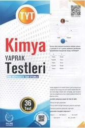 Palme Yayıncılık - Palme Yayınları TYT Kimya Yaprak Test