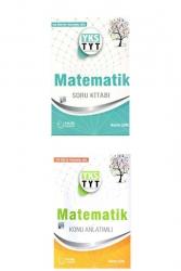 Palme Yayıncılık - Palme Yayınları TYT Matematik Konu Anlatımlı ve Soru Bankası Seti