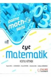 Palme Yayıncılık - Palme Yayınları TYT Matematik Konu Kitabı Math-e Serisi