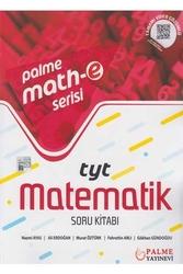 Palme Yayıncılık - Palme Yayınları TYT Matematik Soru Kitabı Palme Mathe Serisi