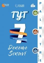 Palme Yayıncılık - Palme Yayınları TYT Palmetre Serisi 7 Deneme Sınavı