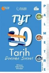 Palme Yayıncılık - Palme Yayınları TYT Tarih Palmetre Video Çözümlü 30 Deneme