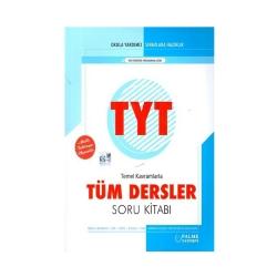 Palme Yayıncılık - Palme Yayınları TYT Tüm Dersler Temel Kavramlarla Soru Kitabı