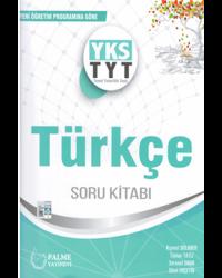 Palme Yayıncılık - Palme Yayınları YKS Türkçe Soru Kitabı