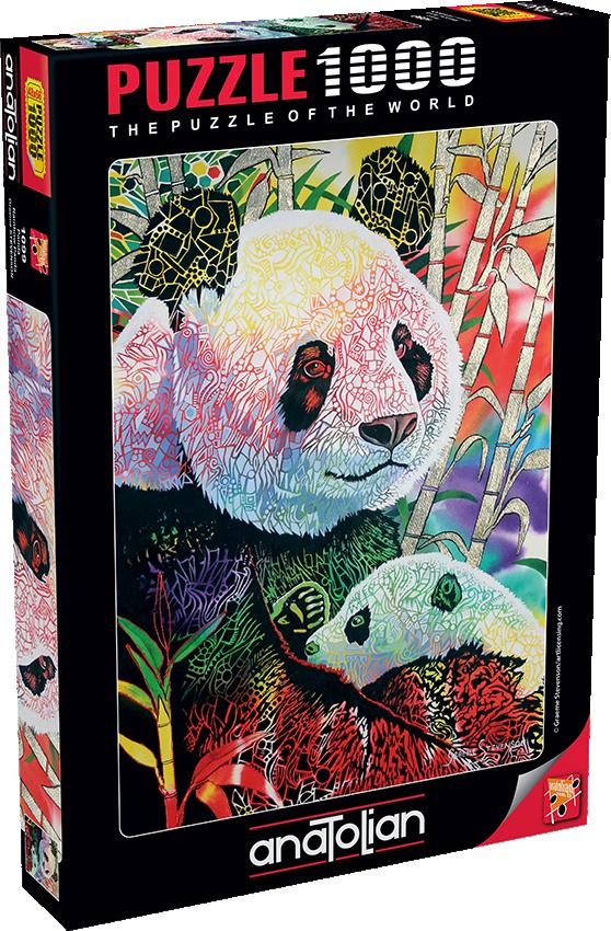 Anatolian - Panda/ Rainbow Panda