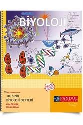Pandül Yayınları - Pandül Yayınları 10. Sınıf Biyoloji Defteri