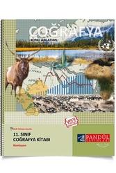 Pandül Yayınları - Pandül Yayınları 11. Sınıf Coğrafya Defteri