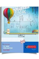 Pandül Yayınları - Pandül Yayınları 11. Sınıf Fizik Defteri