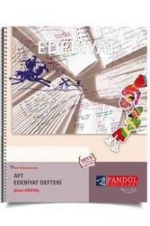 Pandül Yayınları - Pandül Yayınları AYT Edebiyat Defteri