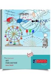 Pandül Yayınları - Pandül Yayınları AYT Fizik Defteri