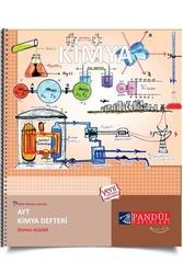 Pandül Yayınları - Pandül Yayınları AYT Kimya Defteri