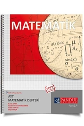 Pandül Yayınları - Pandül Yayınları AYT Matematik Defteri
