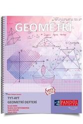 Pandül Yayınları - Pandül Yayınları TYT AYT Geometri Defteri