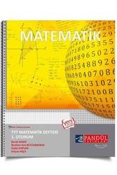 Pandül Yayınları - Pandül Yayınları TYT Matematik Defteri