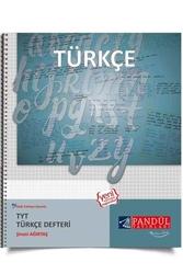 Pandül Yayınları - Pandül Yayınları TYT Türkçe Defteri