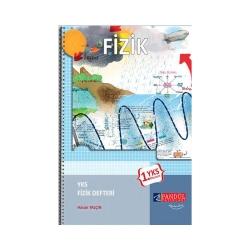 Pandül Yayınları - Pandül Yayınları YKS 1. Oturum Fizik Defteri