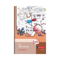 Pandül Yayınları - Pandül Yayınları YKS 1. Oturum TYT Kimya Defteri