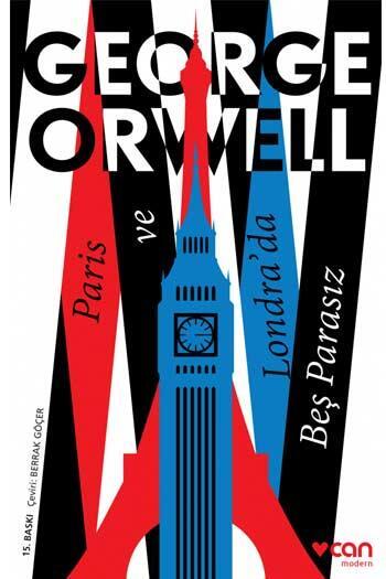 Can Yayınları - Paris ve Londra'da Beş Parasız Can Yayınları
