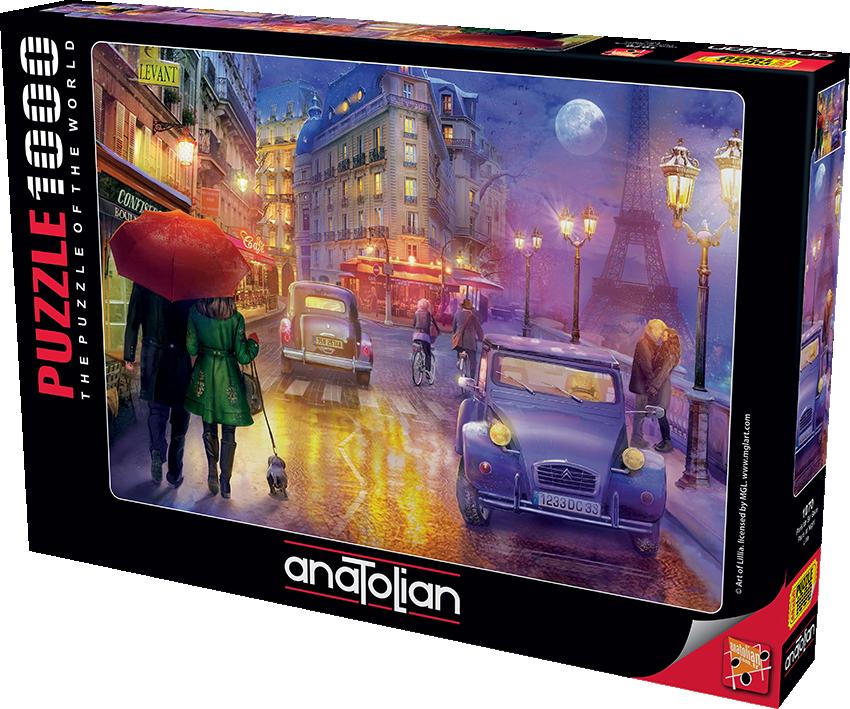 Anatolian - Paris'de Bir Gece / Paris at Night