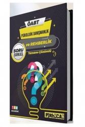 PDR Hocam Yayınları - PDR Hocam Yayınları 2021 ÖABT Rehberlik Soru Bankası Çözümlü