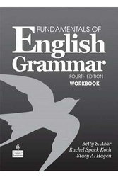 Pearson Education Yayıncılık - ​Pearson Education Fundamentals of English Grammar Fourth Edition Workbook